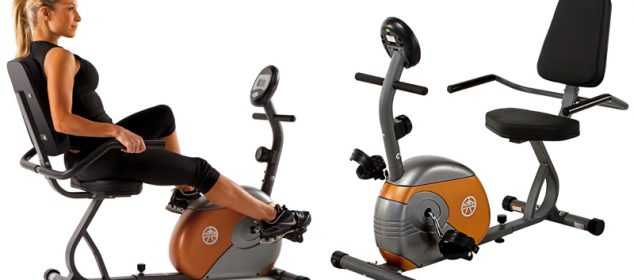 Marcy ME709 Recumbent Exercise Bike