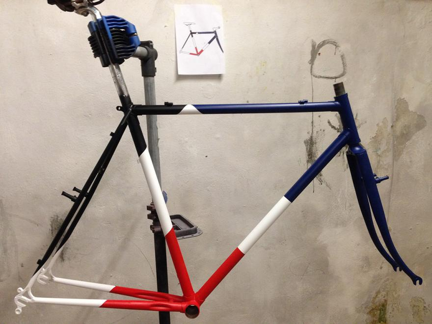 How to repaint your Bike like a PRO