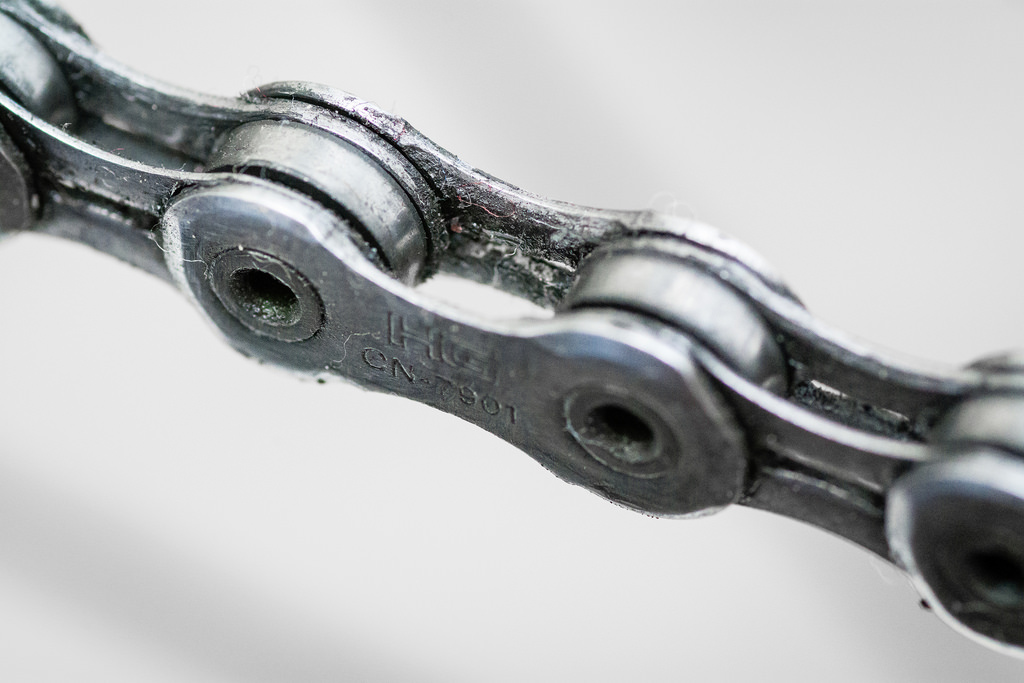 How to tighten and remove the bike chain with ease