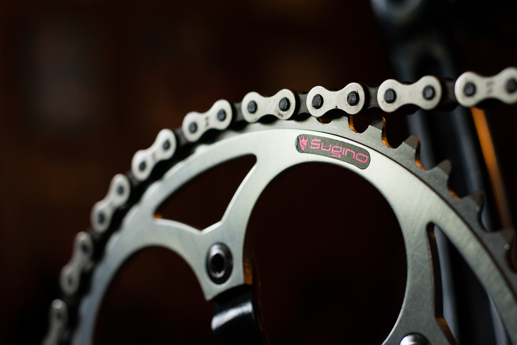 How to tighten the bike chain