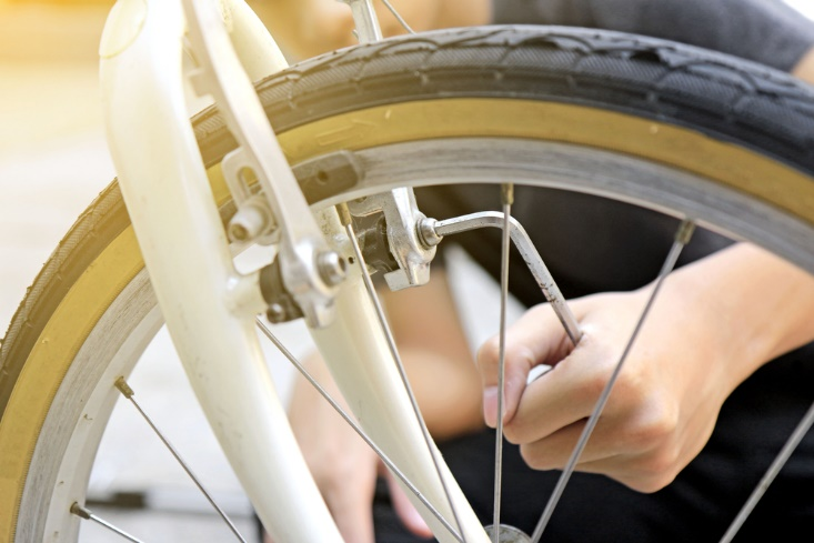 How to Tighten Bicycle Brakes